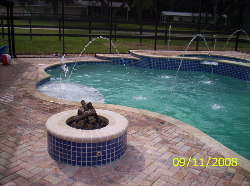 Wiseman pools leesburg florida proview for Swimming pool installation seattle