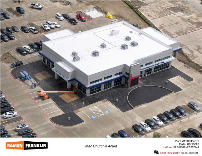 Mac Churchill Acura by in Ft Worth TX  ProView
