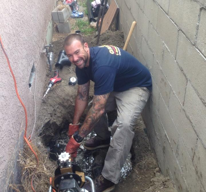Residential Projects - Graham Plumbing & Drain Cleaning, Inc.