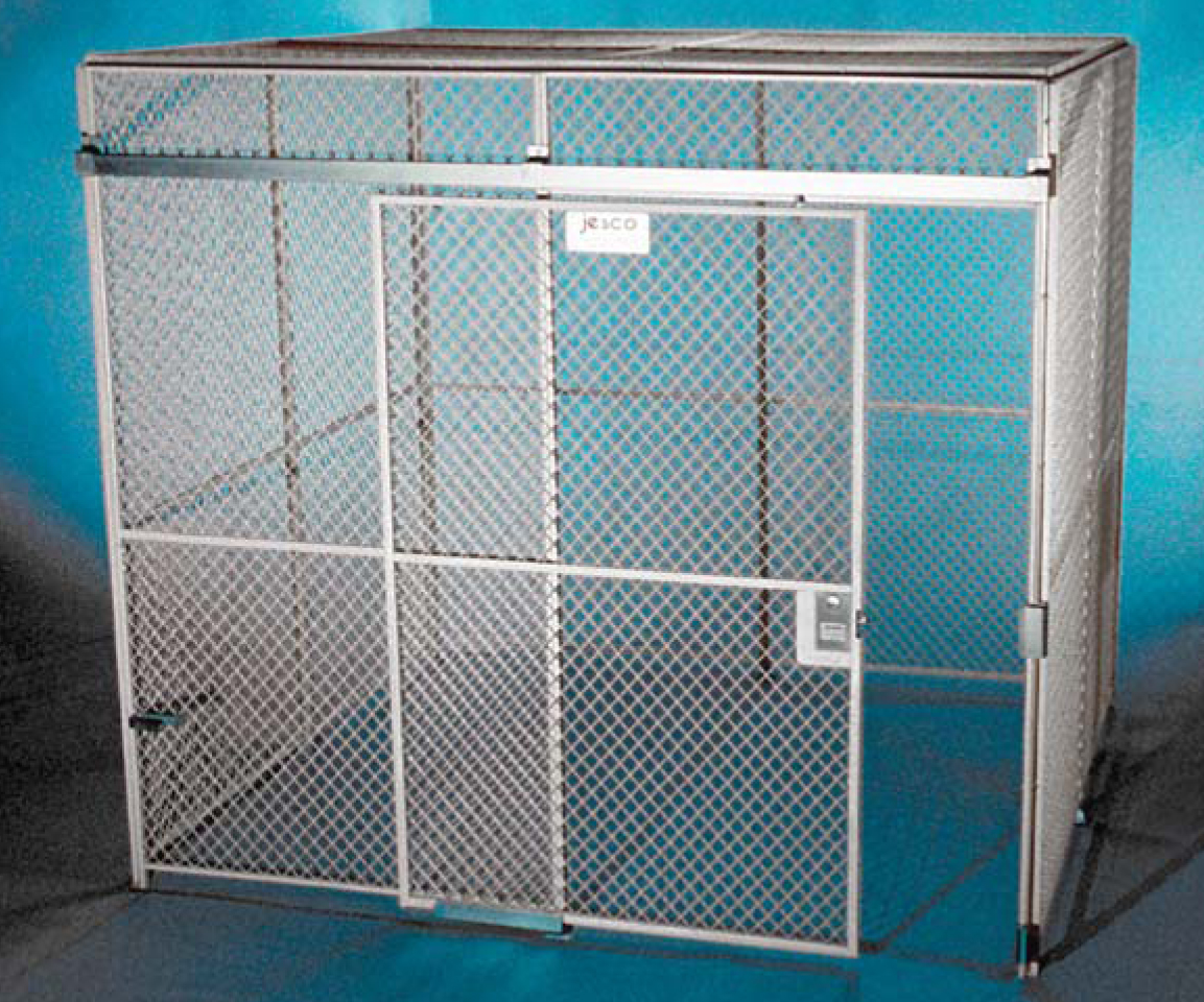 JBD Enterprises - Wire Partitions Images | ProView