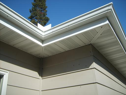 Recent Gutter Project - All Gutters Services Co.