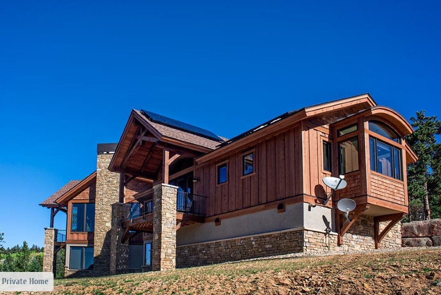 Rocky Mountain Stonework Inc Estes Park Colorado