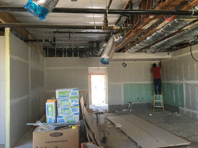 panda express  - Valley Suspended Ceiling