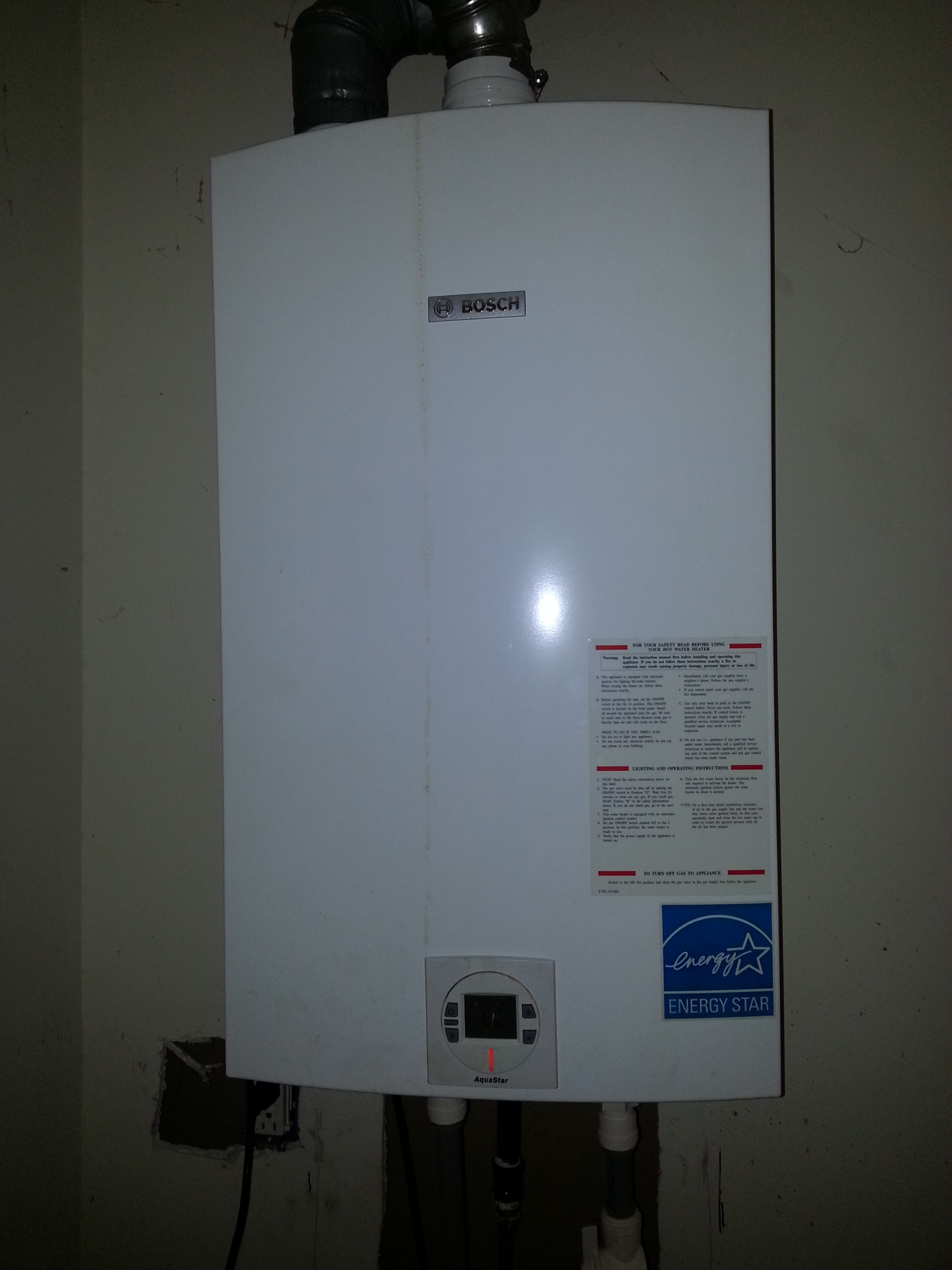 Fix R Us Tankless Water Heater Image Proview