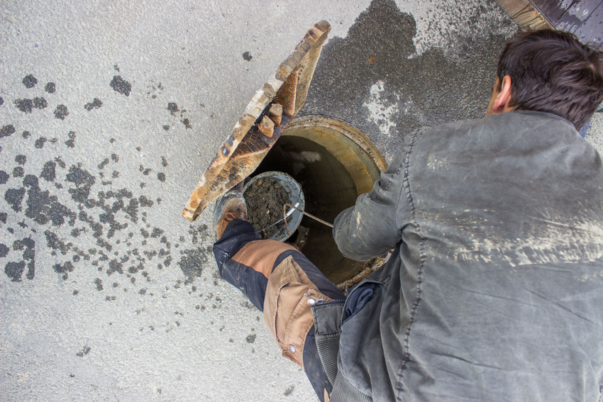 Septic Drain Cleaning  - AMJ Plumbing Specialists