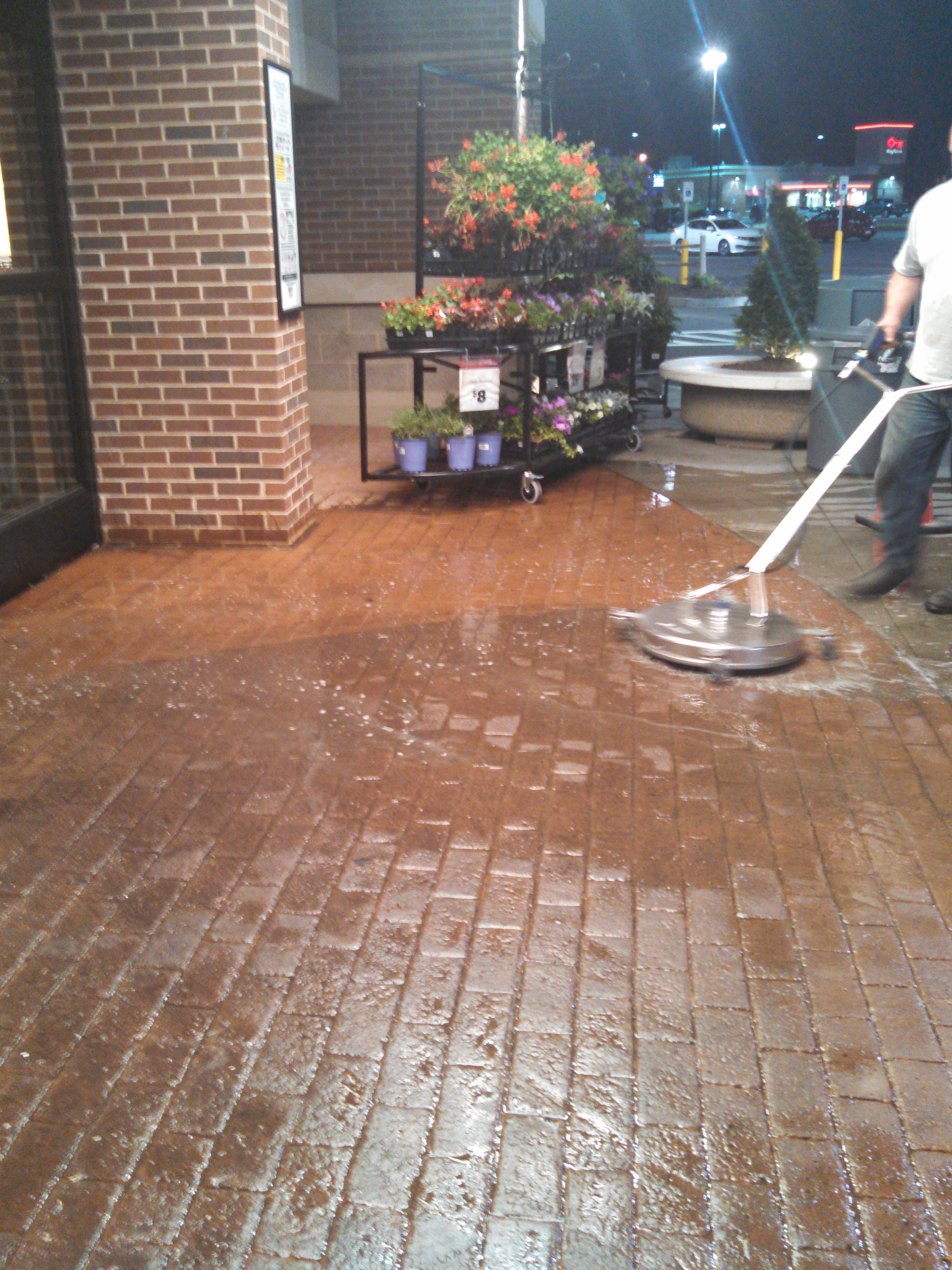 Exterior Cleaners Troy  Concrete Resurfacing - Fretto Industrial Cleaning LLC