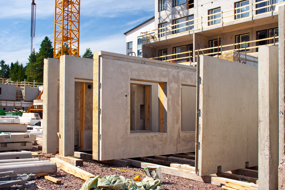 C a reid construction co milwaukee wisconsin proview for Concrete home builders in georgia
