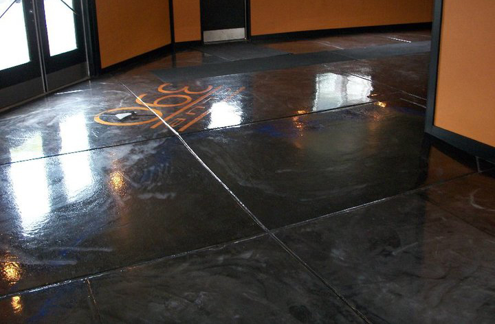 Chicago Decorative Concrete Co Custom Interior Concrete Floors