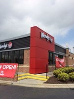 Wendy's Clemmons - AKR Builders