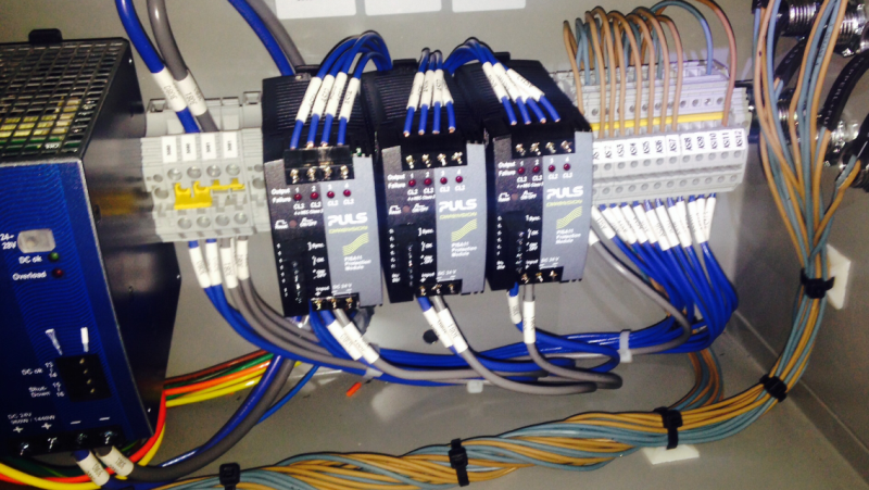 Control wiring - Phoenix Electrical Installers Inc.