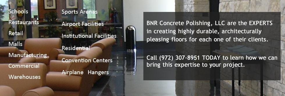 Bnr Concrete Polishing Llc Frisco Texas Proview