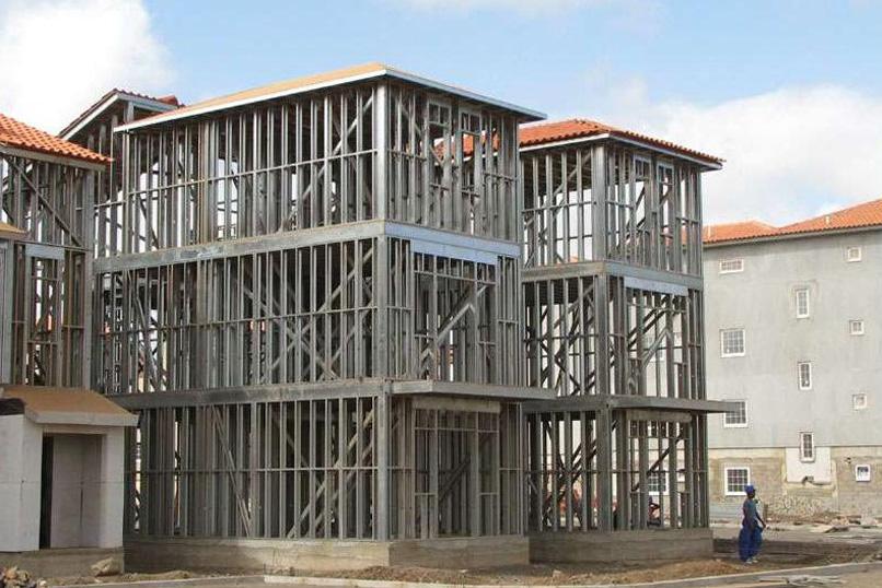 Blanco Construction Llc Framing Residential Apartment
