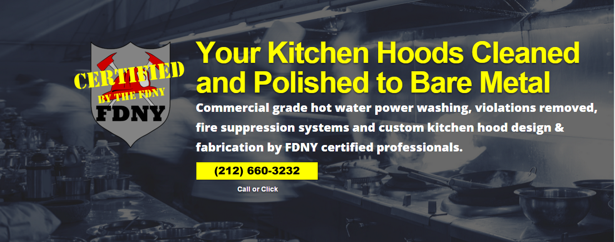 Done Right Hood & Fire Safety - Complete Commercial Kitchen Exhaust ...
