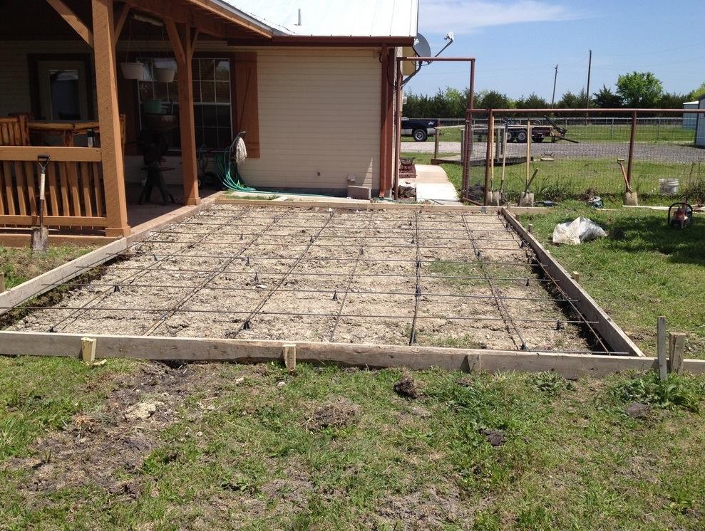 J r concrete construction llc video image gallery for Concrete basement construction