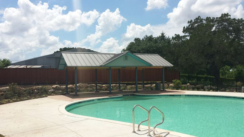 The Hillls At Bear Creek Amenity Center Amp Swimming Pool By