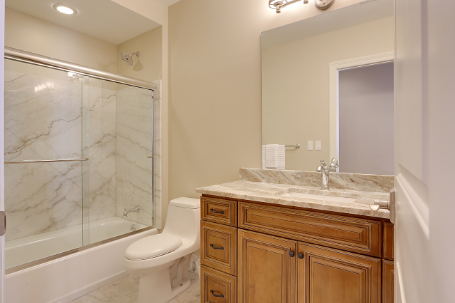 Captivating Bathroom Cabinets   DL Cabinetry, Inc. ...