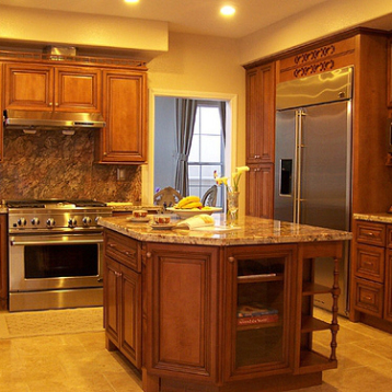 Good ... Coffee Cabinets   DL Cabinetry, Inc. ...
