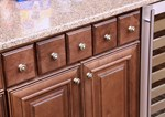 Spice Drawers - J&K Cabinetry