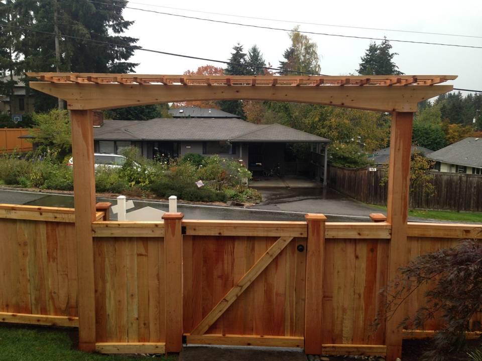 Nice View Fence Everett Washington Proview