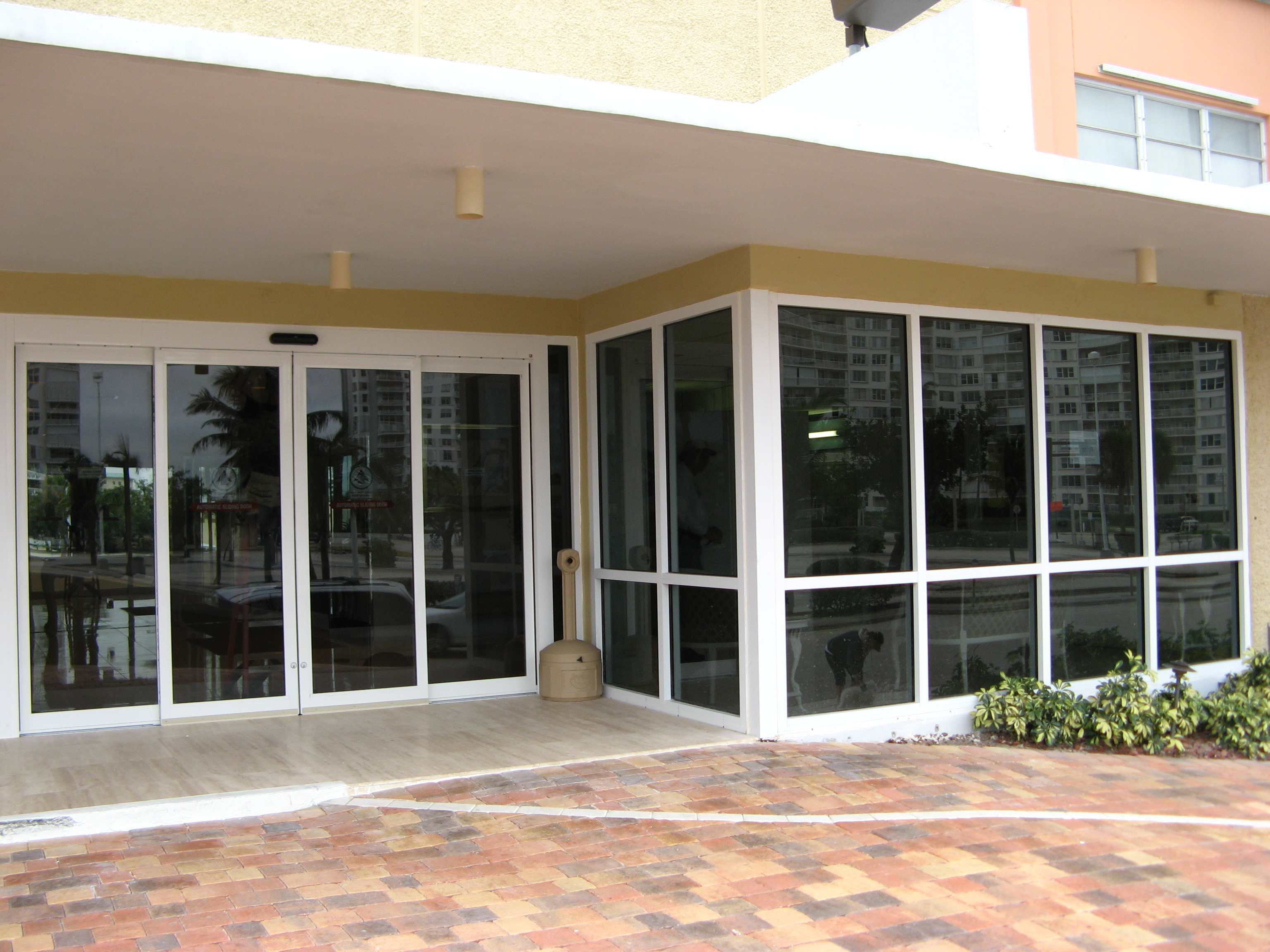 Impact Doors: Storefronts & Commercial Glass