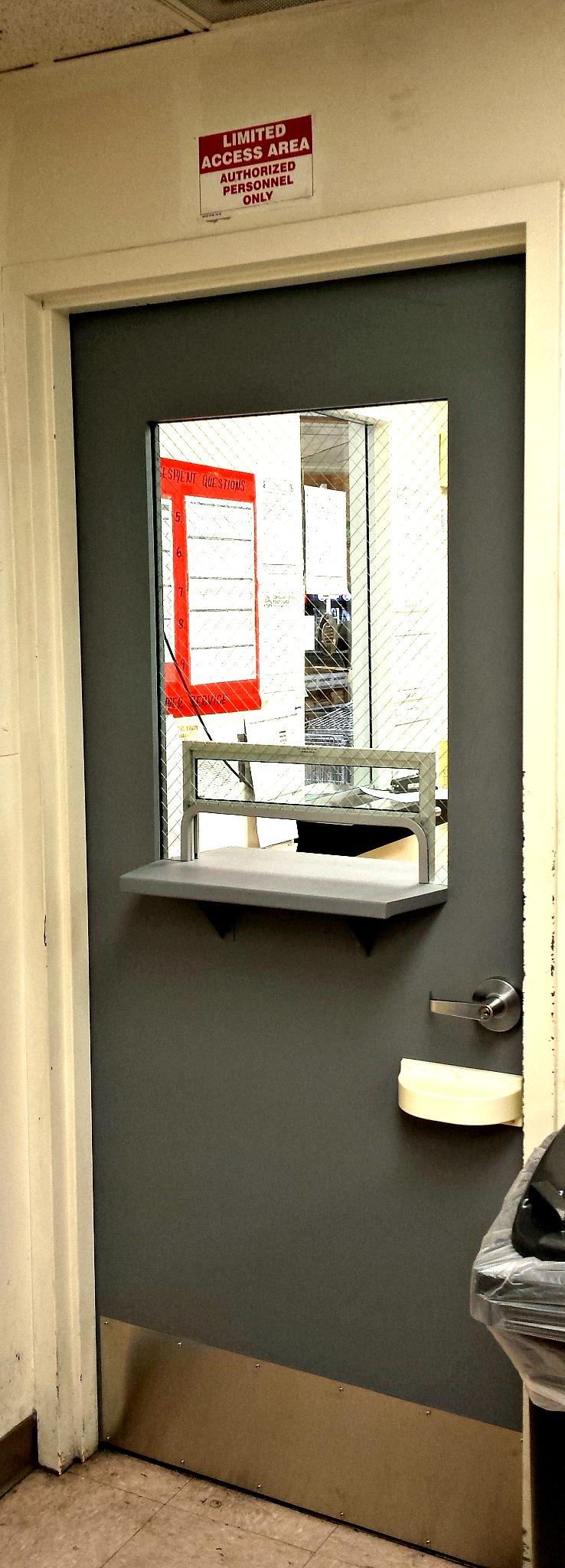 Impact Doors . & Industrial Door Company - Pass/Man Doors Images   ProView