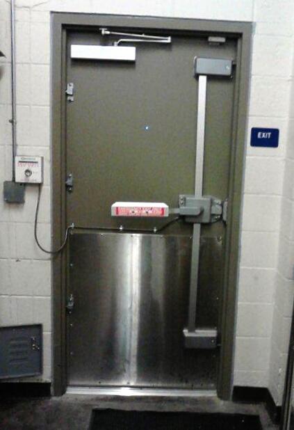 Fire Rated Exit Doors & Industrial Door Company - Fire Rated Exit Doors Image | ProView Pezcame.Com