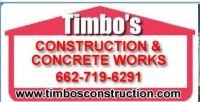 Timbo's Construction, Inc  - Cleveland, Mississippi | ProView