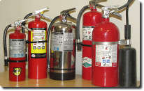Fire Extinguisher Service - Spectrum Fire Protection