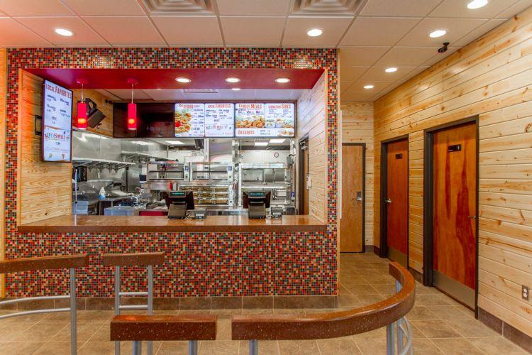 Popeyes Louisiana Kitchen By In Little Rock Ar Proview