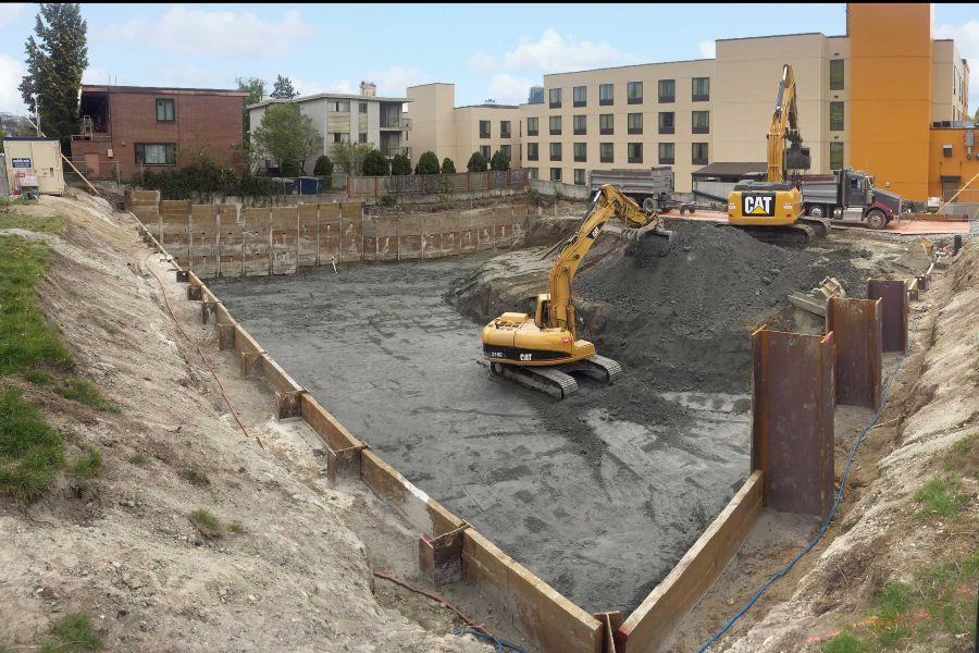 Bayshore Concrete Llc Arlington Washington Proview