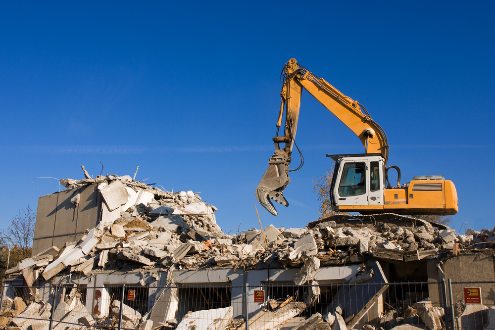Demolition Contractor - Go To Services, Inc.
