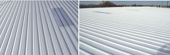 Before & After - Gomez Roofing Services