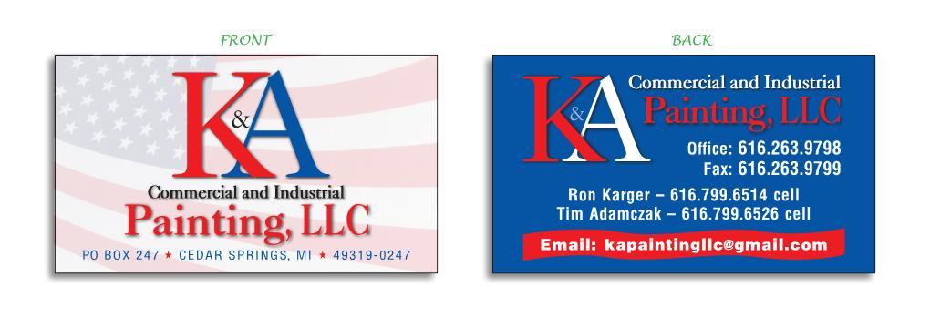 K&A mercial and Industrial Painting LLC Cedar Springs