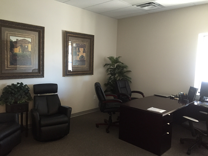 Office Build-Out - B Short Services LLC
