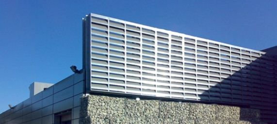 Acoustic Louvers & Silencers - Pacific Sound Control