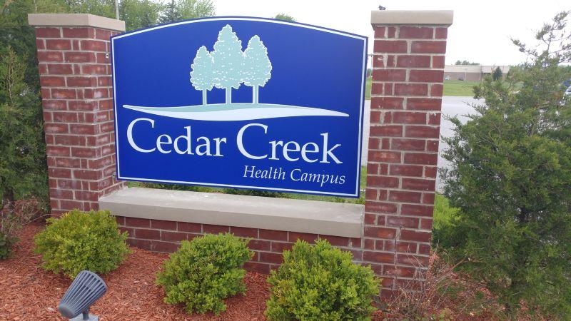 Cedar creek health campus by in lowell in proview for Cedar creek flooring