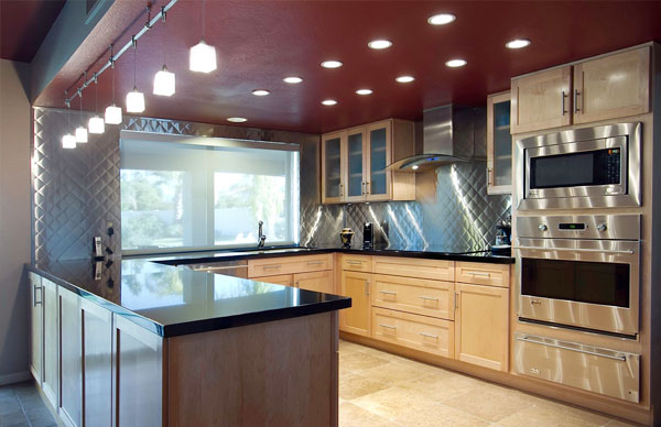 Kitchen Remodeling - Castle Construction and Well Drilling