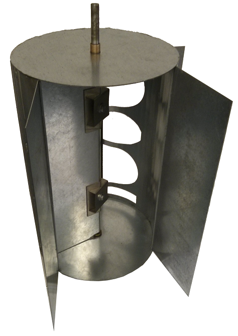 Single Air Stream Dampers - DeVenthere Industries, LLC