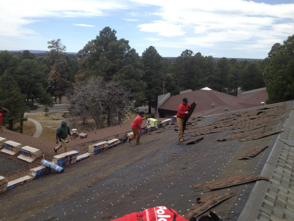 Commercial Project - Polaris Roofing Systems