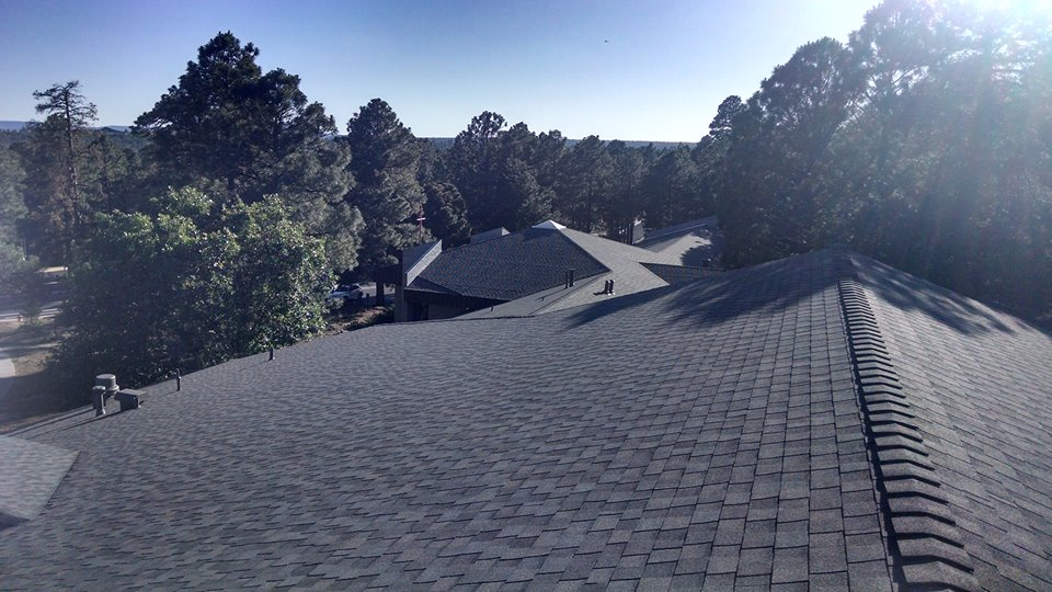 Residential Project - Polaris Roofing Systems