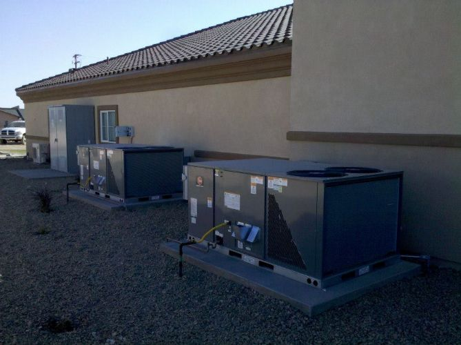 Life Point Baptist Church Photo 3 - Thurlow's Heating & Air Conditioning,Inc