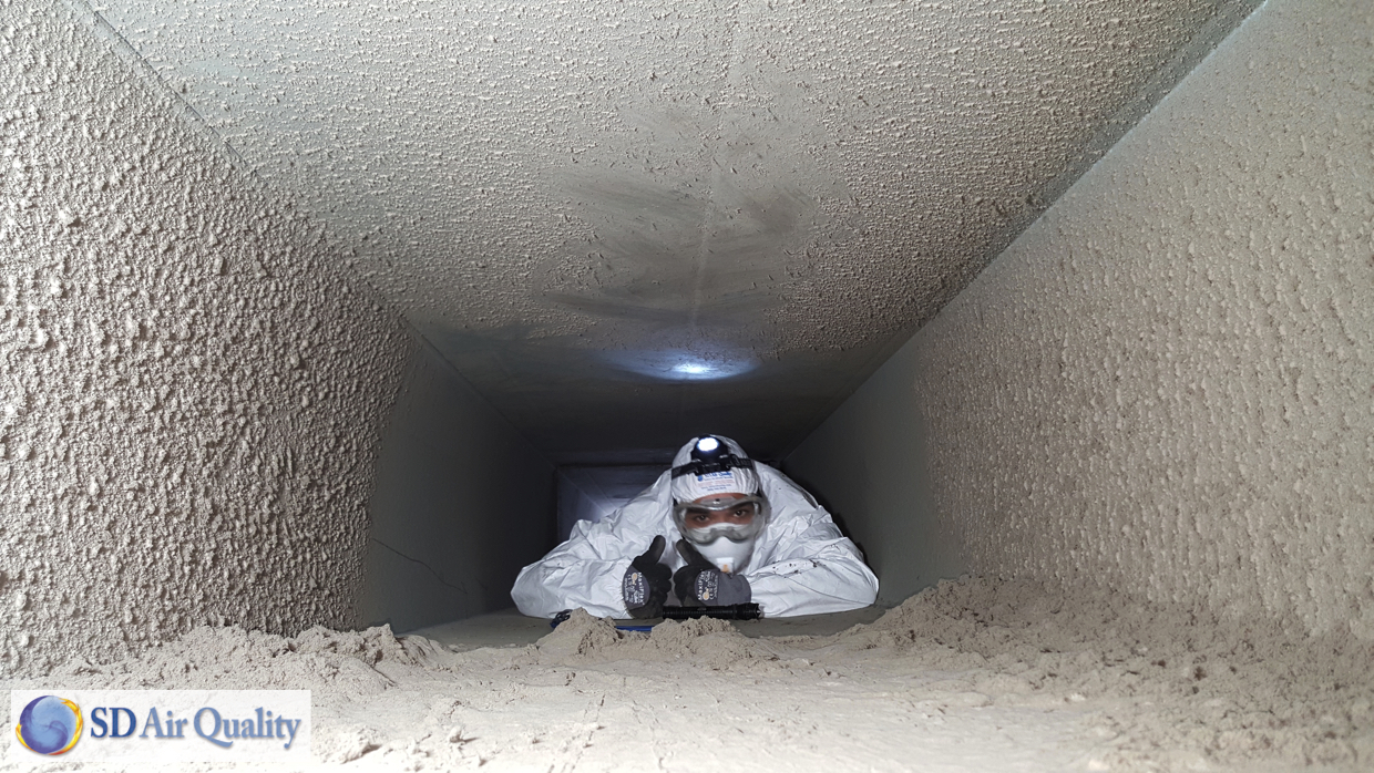 San Diego Air Duct Cleaning - SD Air Quality