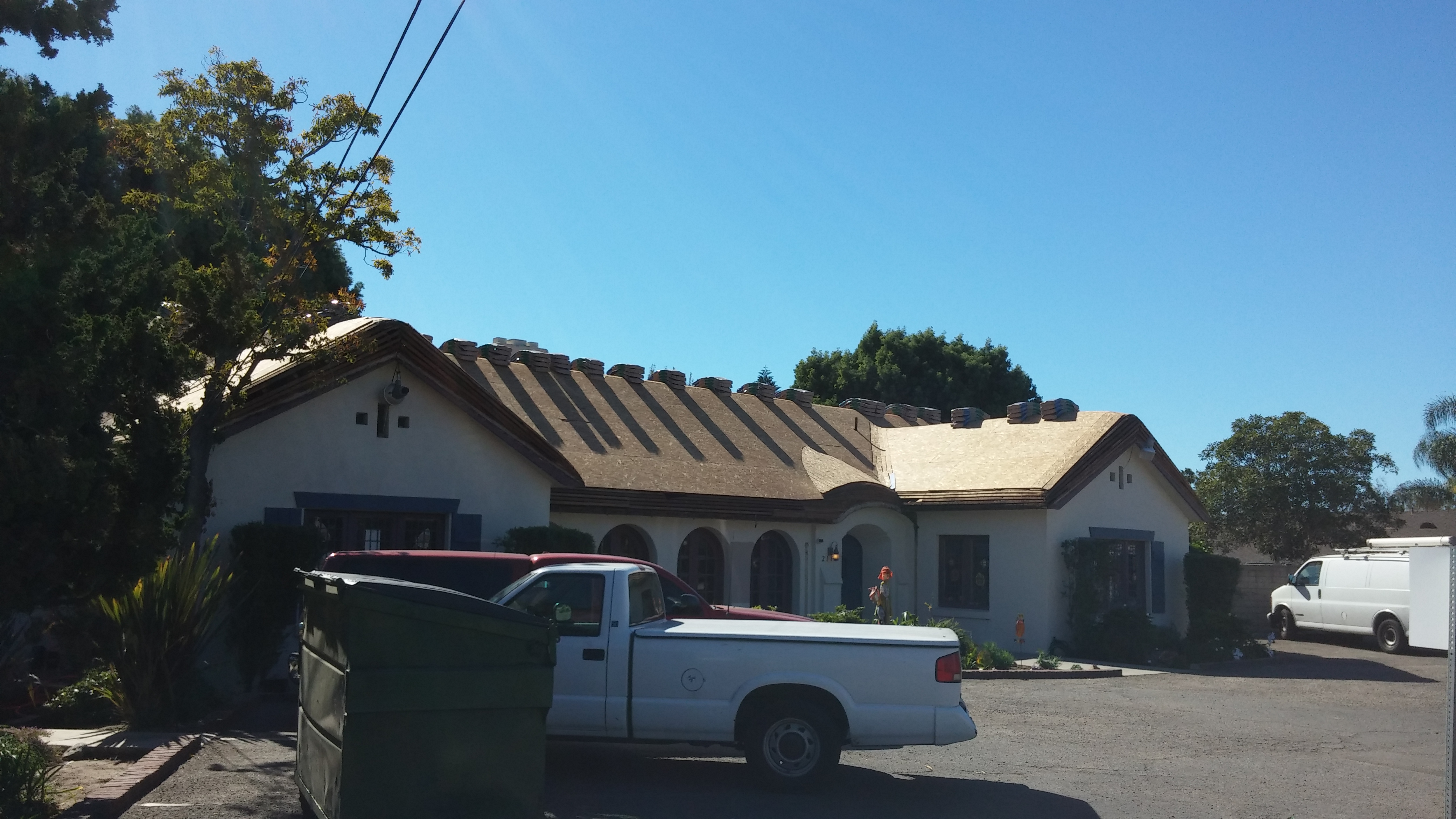 Roof Sheeting - Anointed Amir Construction