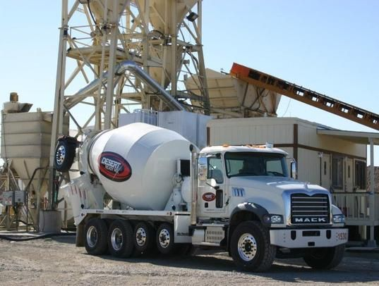 A Mix of Quality Product & Superior Service - Desert Ready Mix