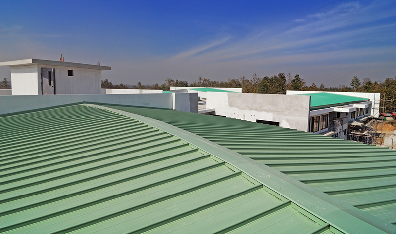 Commercial, Residential, & Industrial Roofing Services
