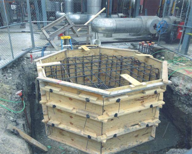 Cristal Metals Crane Foundation By In Ottawa Il Proview
