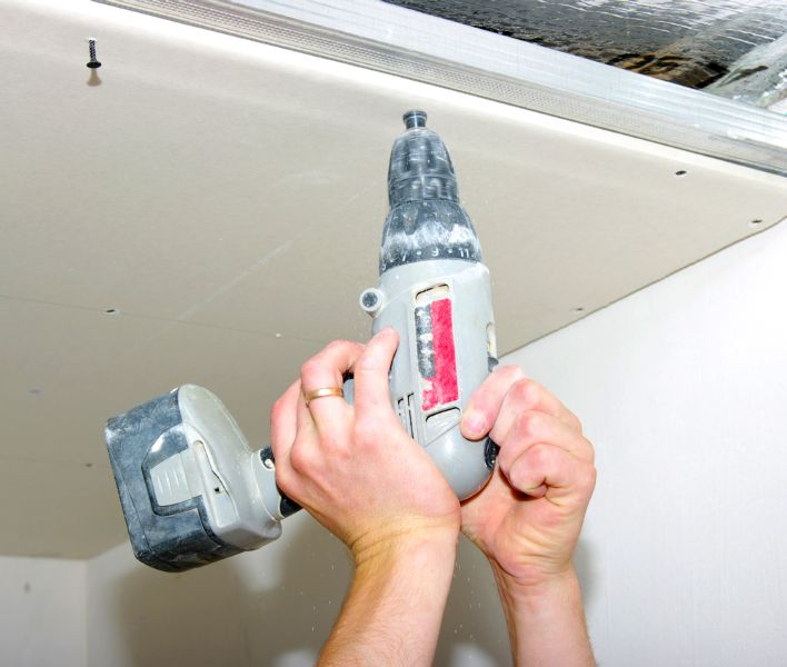 Drywall Hanging & Drywall Repair