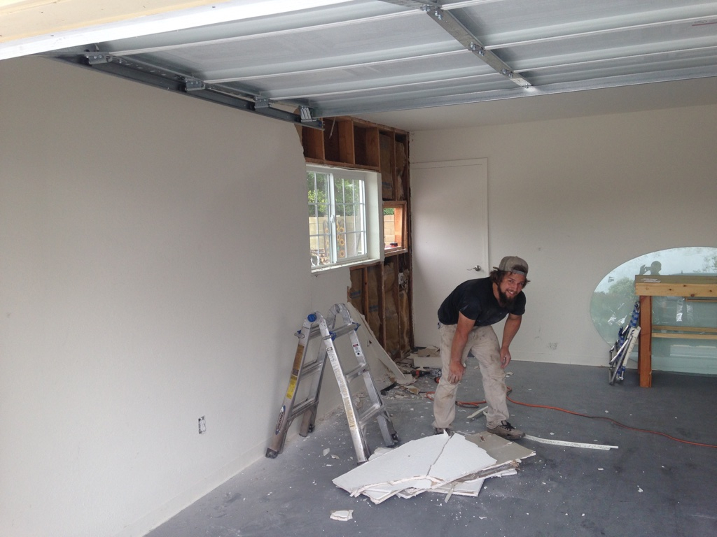 Garage Addition - Stronghold Enterprises, LLC