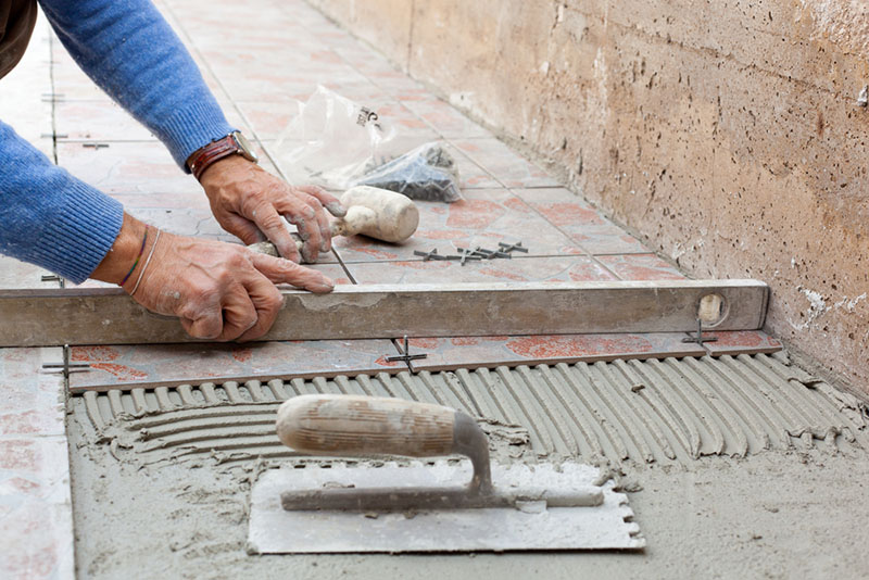 Tile Contractors - STB Stone, Inc.
