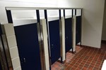 West Hall High School - Restroom Stalls and All